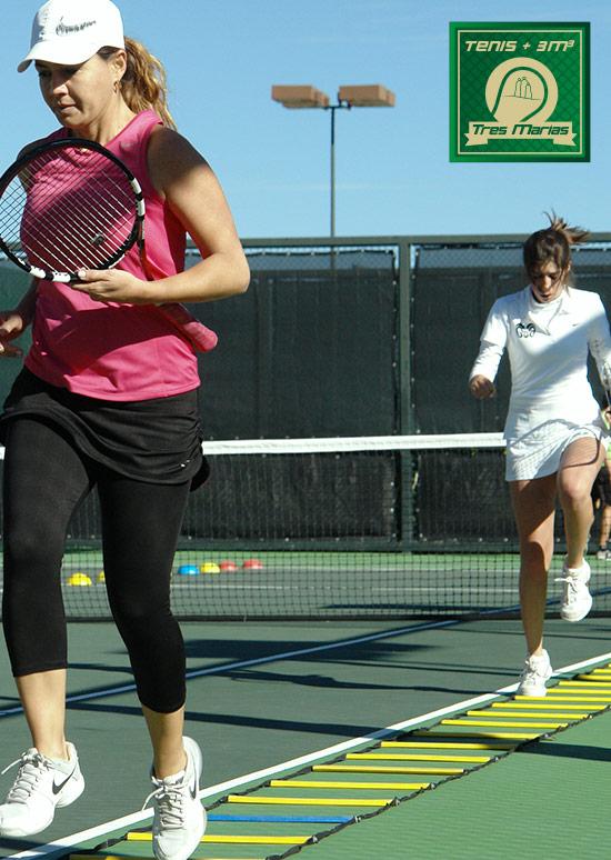 Tenis +3M3 Programa