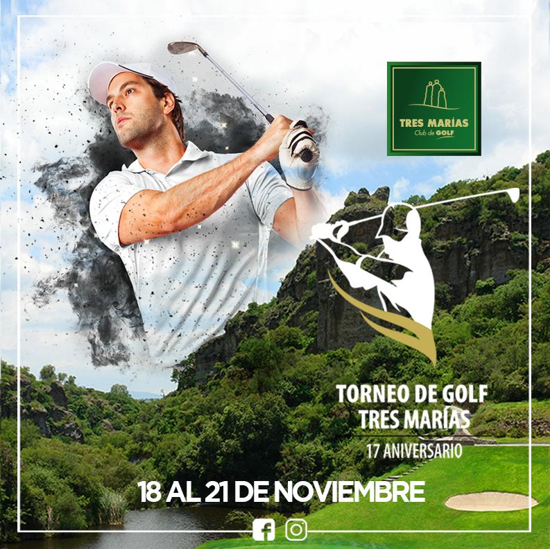 Torneo Anual de Golf 2021